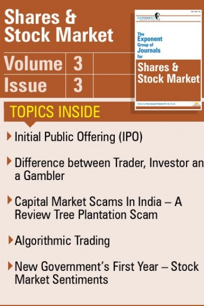 Shares & Stock Market – Volume 3 – Issue 3