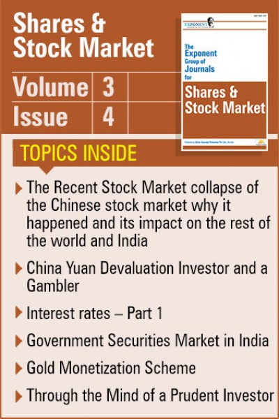 Shares & Stock Market – Volume 3 – Issue 4