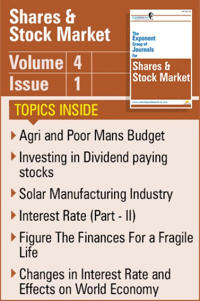 Shares & Stock Market – Volume 4 – Issue 1